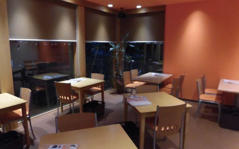 ポンポン キッチン&カフェの店内の様子